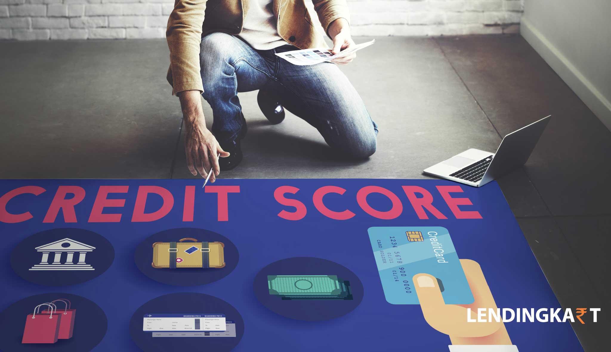 Credit Scores – Part 1