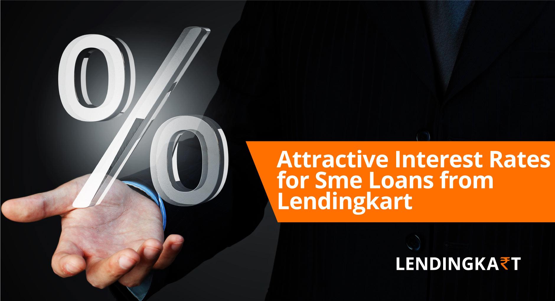 Attractive Interest Rates from Lendingkart