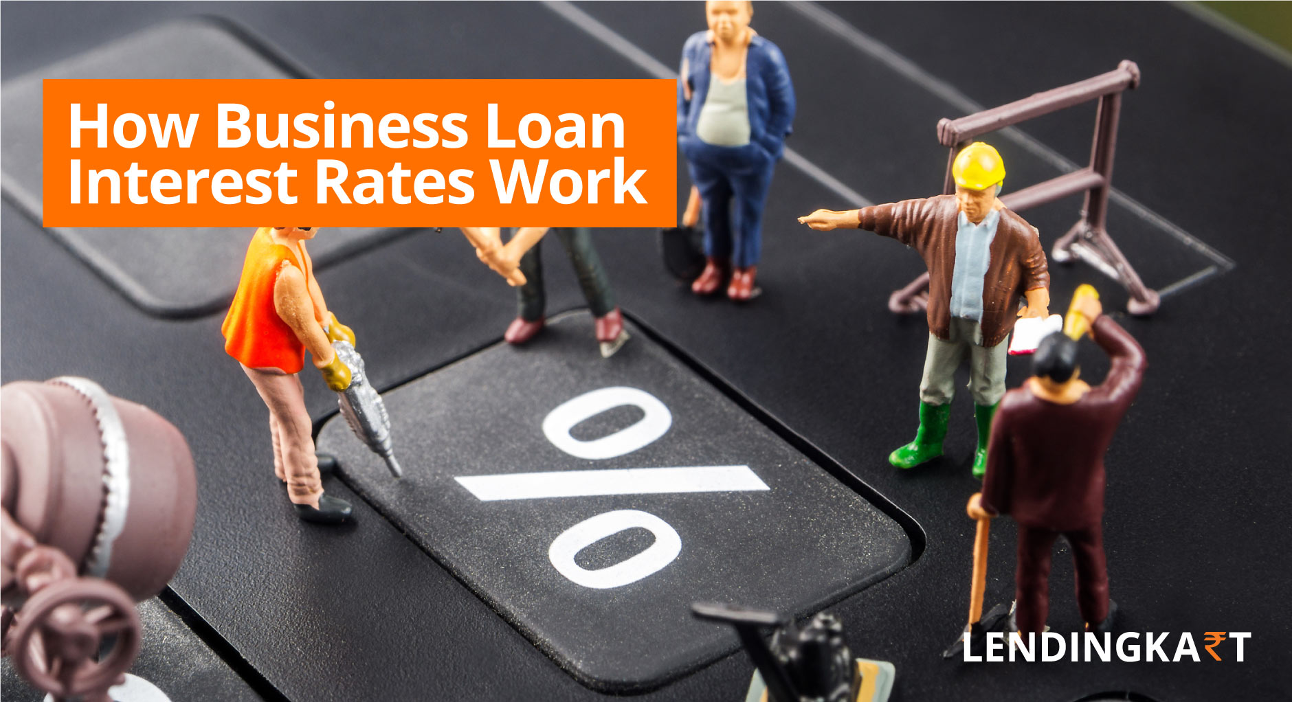 How Business Loan Interest Rates Work