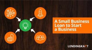 A small business loan to start a business