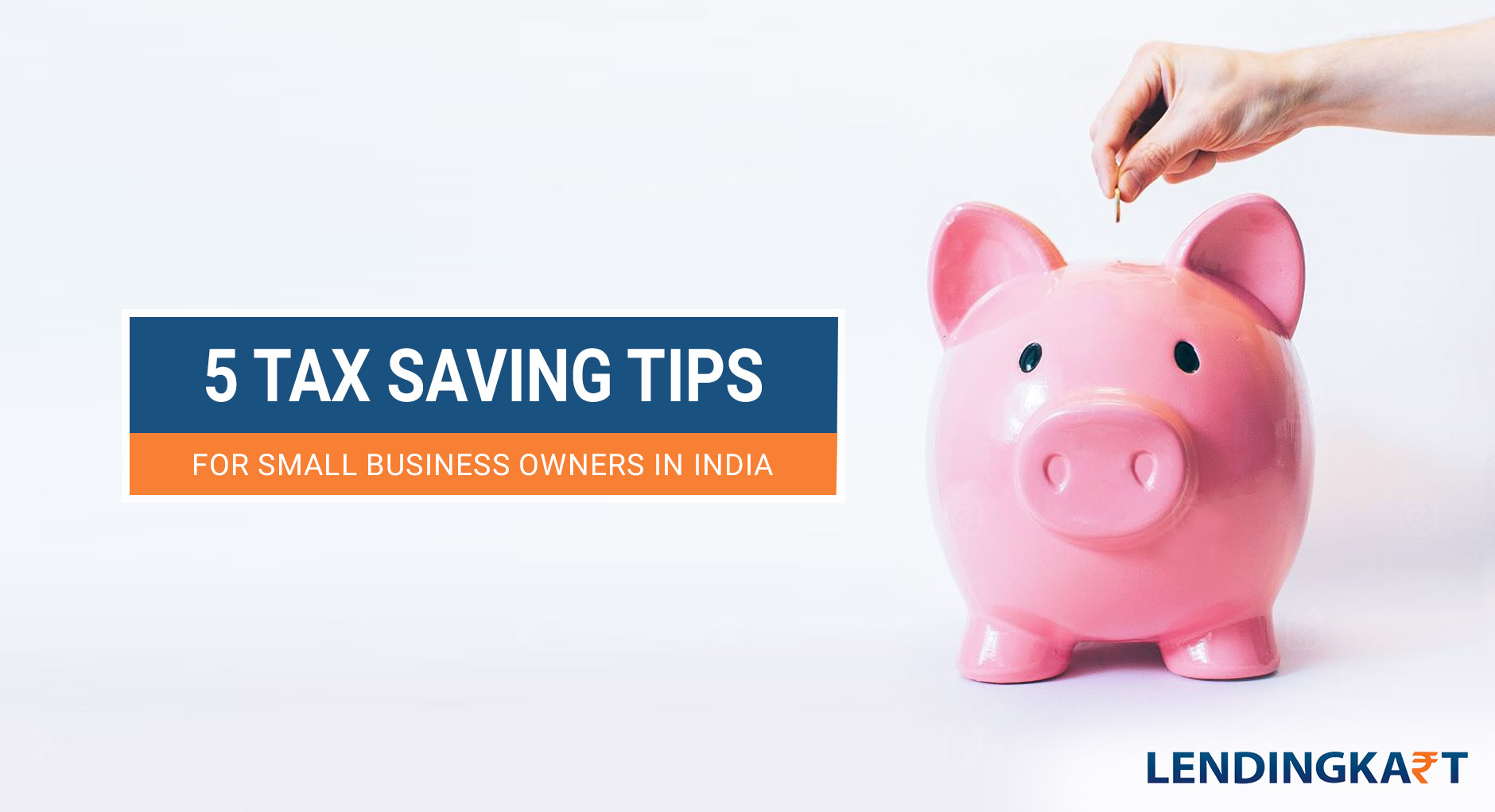 5 Tax Saving Tips for Small Business Owners in India