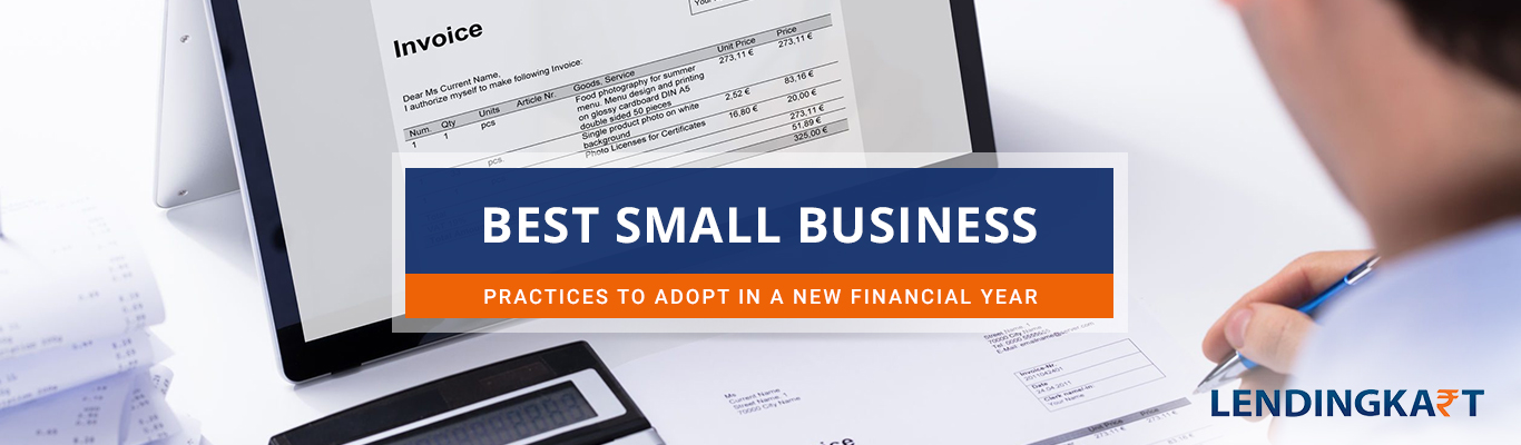 Best small business practices to adopt in a new financial year