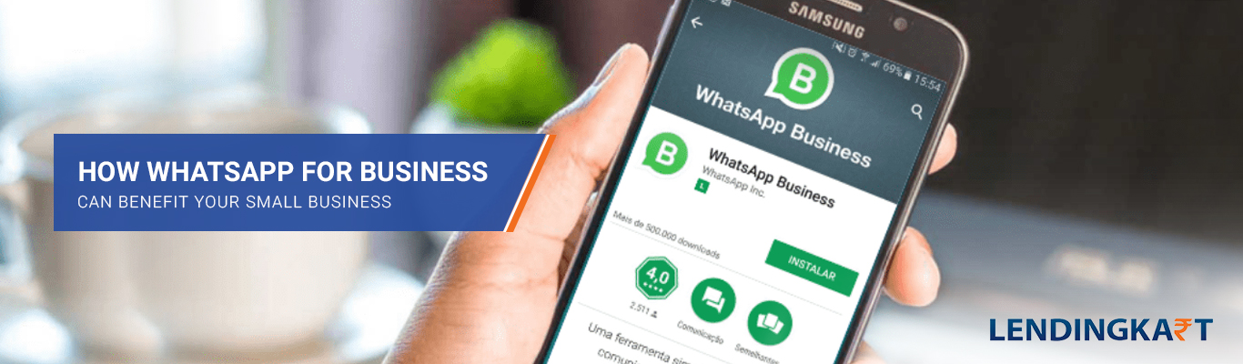 How WhatsApp for Business can benefit your Small Business