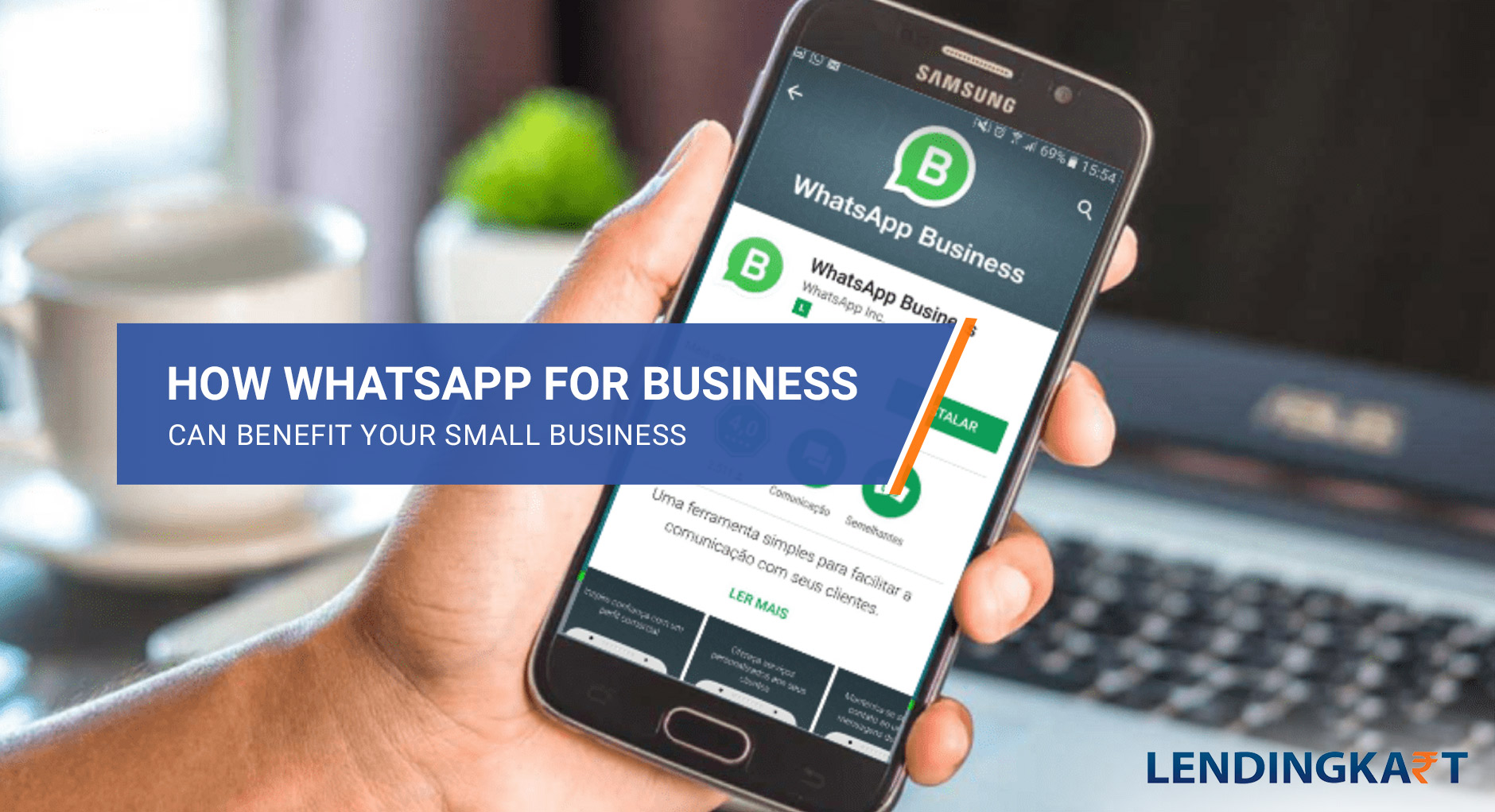 how whatsapp for business-can benefit your small business