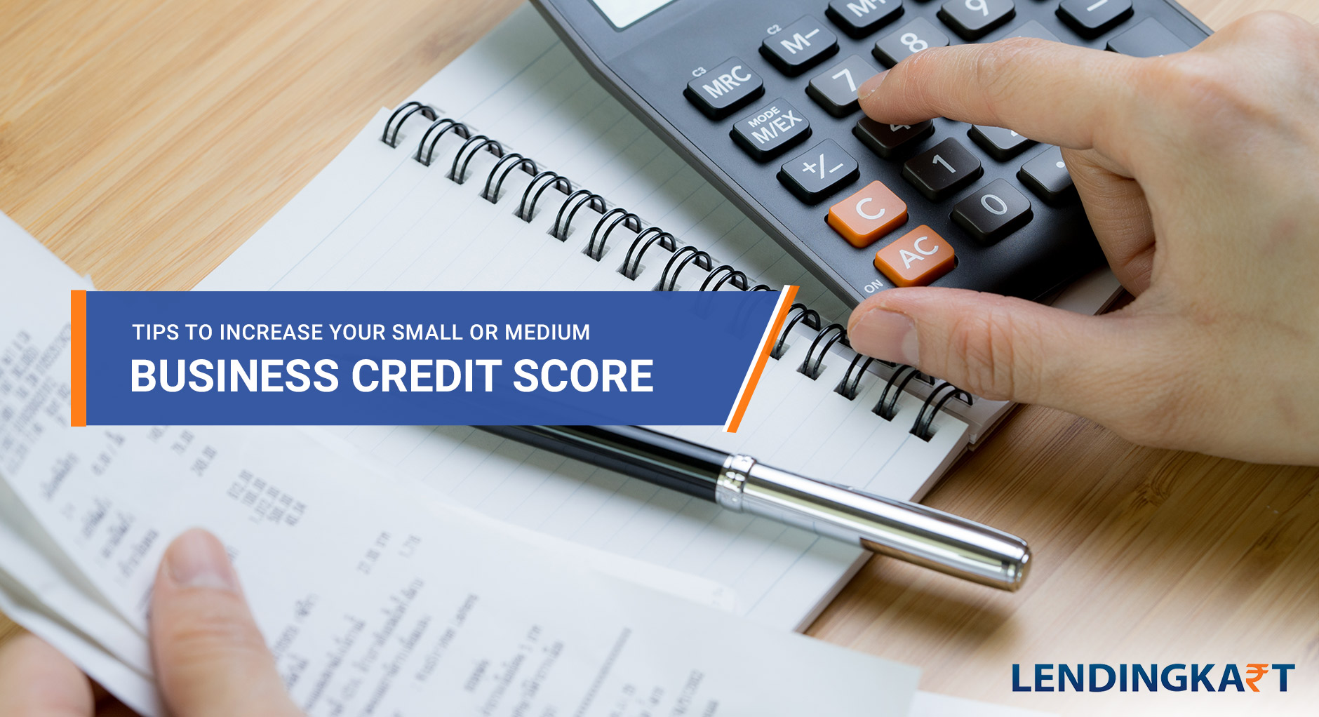 tips to increase your small or medium business credit score