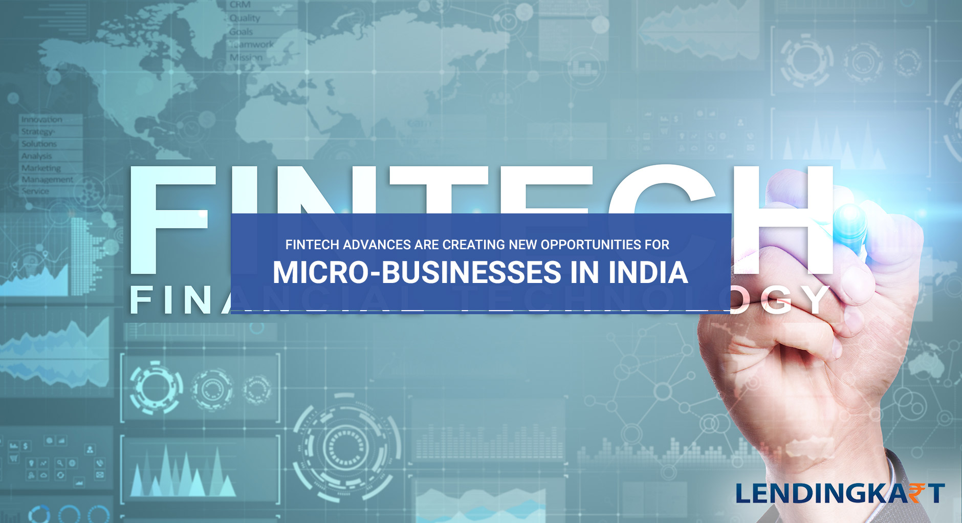 Fintech Advances Are Creating New Opportunities For Micro-Businesses In India