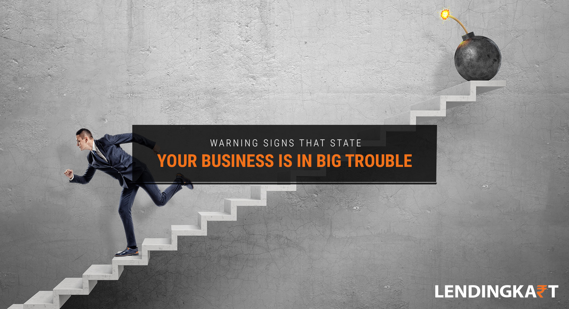 Warning Signs That State Your Business Is in Big Trouble