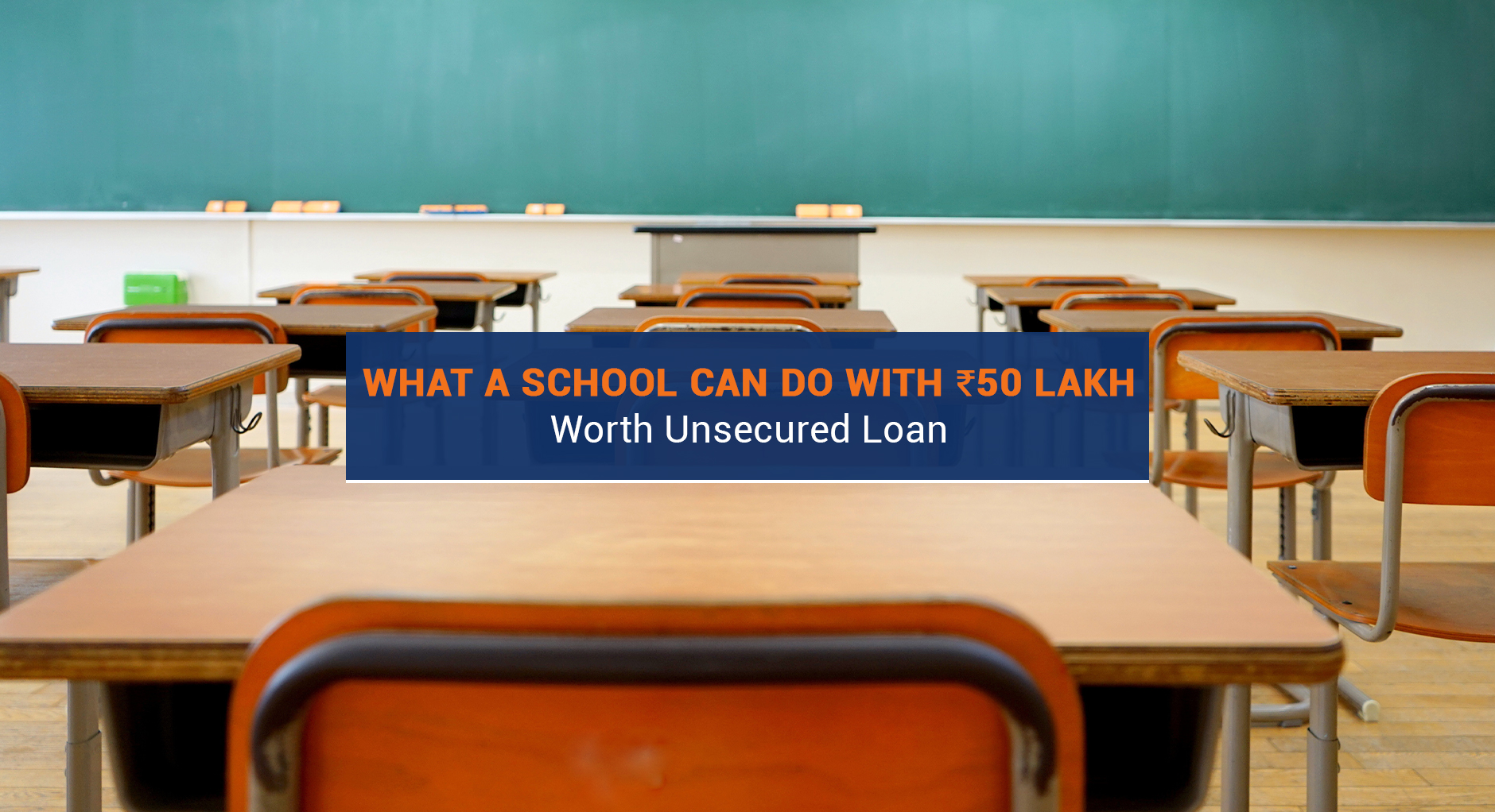 unsecured business loan for school