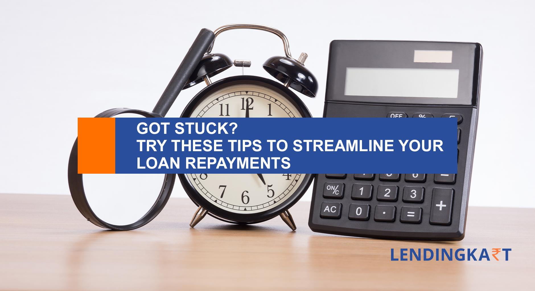 business loan repayment