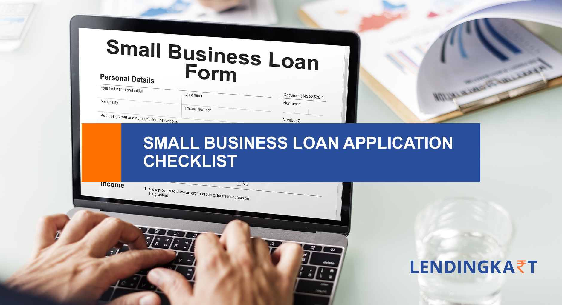 small business loan checklist