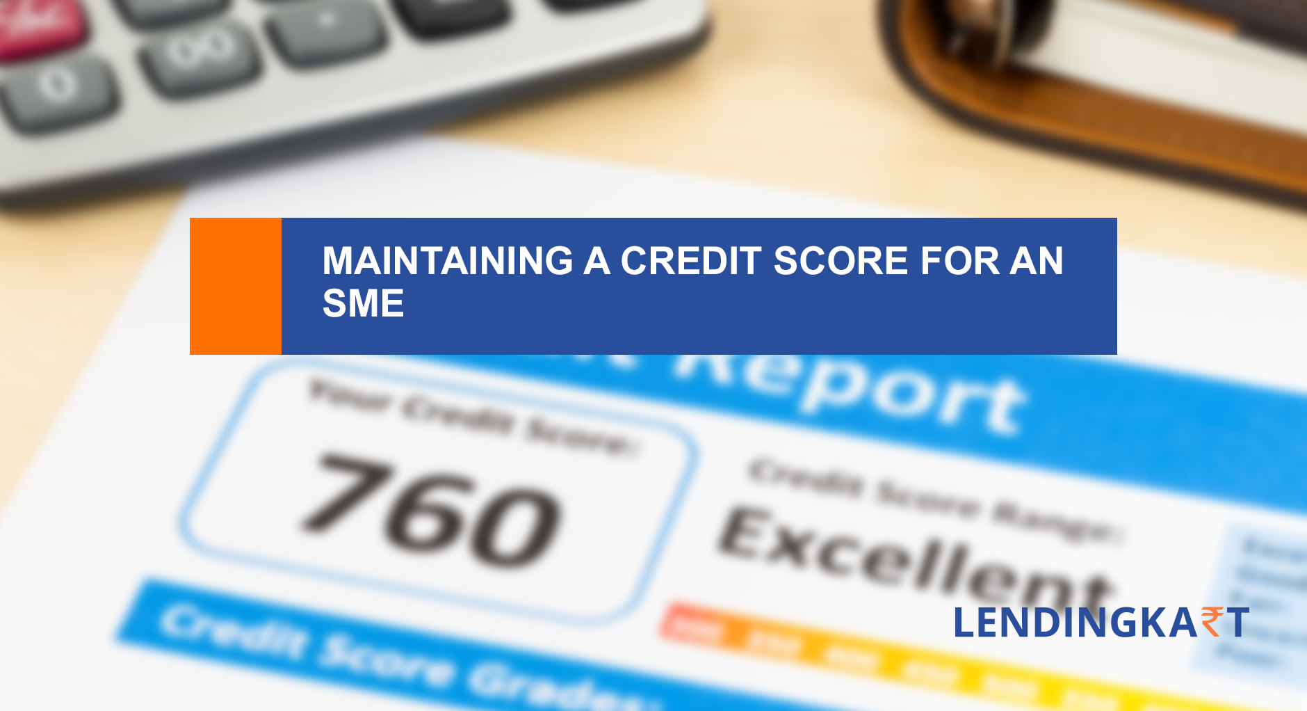 credit score for sme