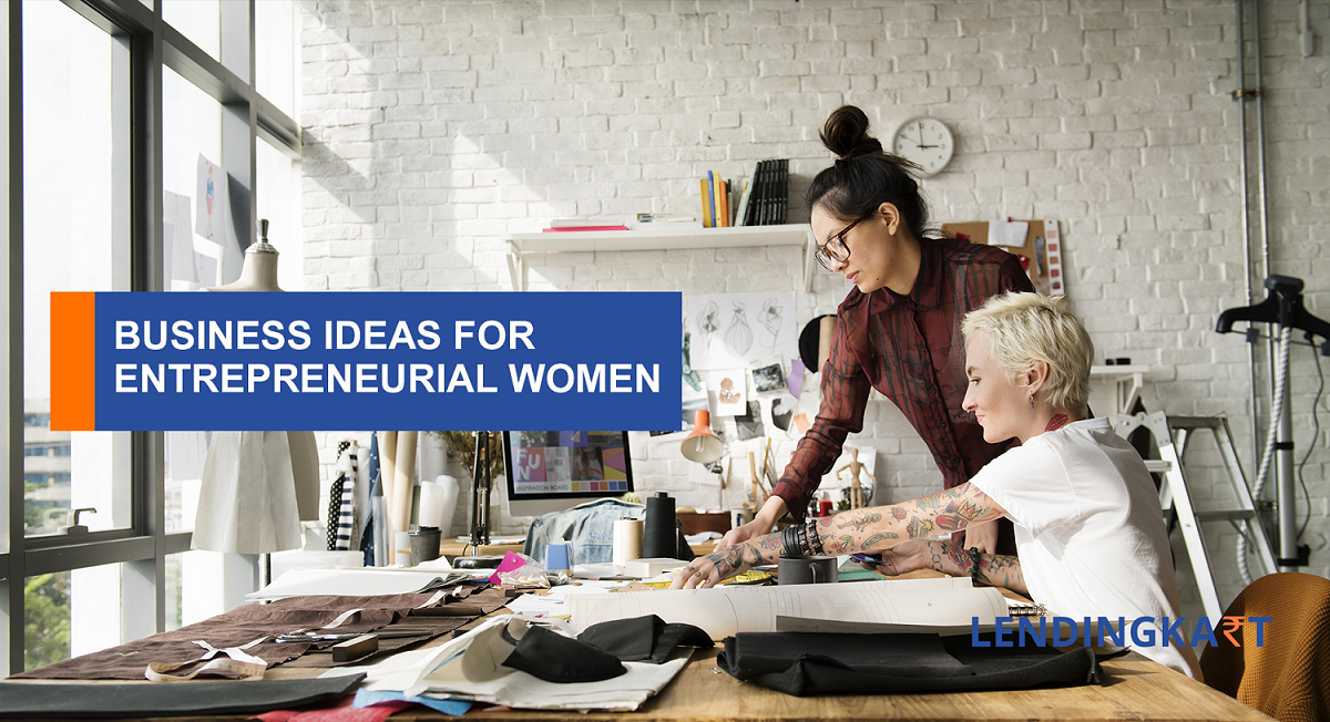 Business ideas for women entrepreneurs