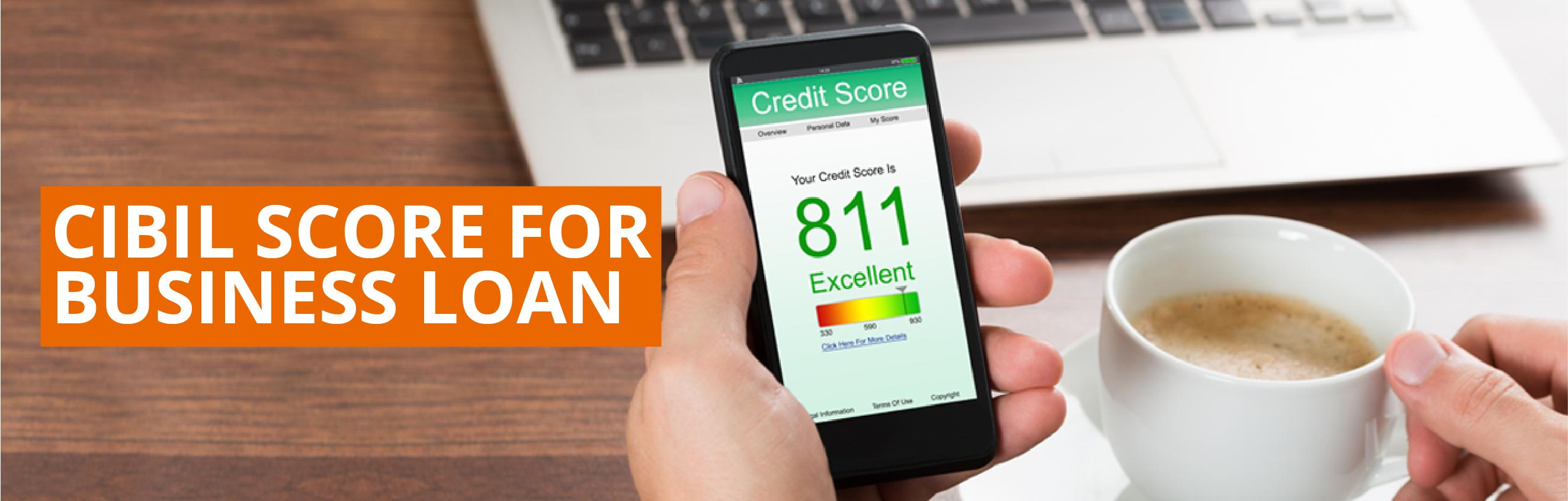 Cibil Score for Business Loan