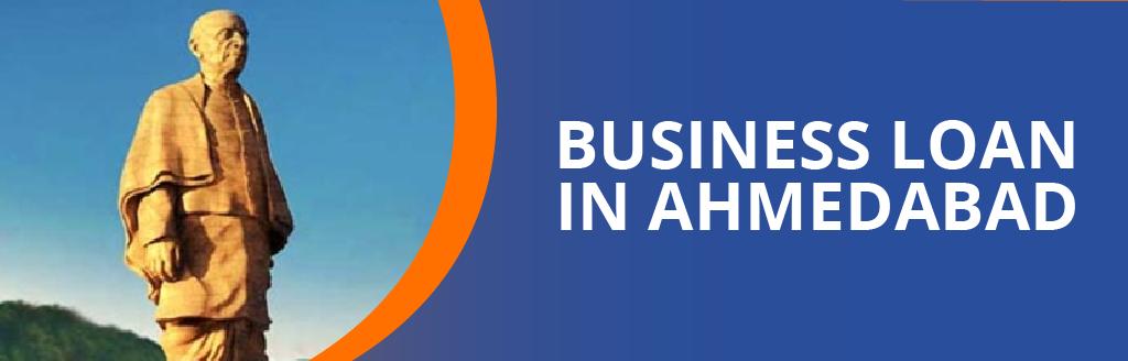 Business Loan in Ahmedabad