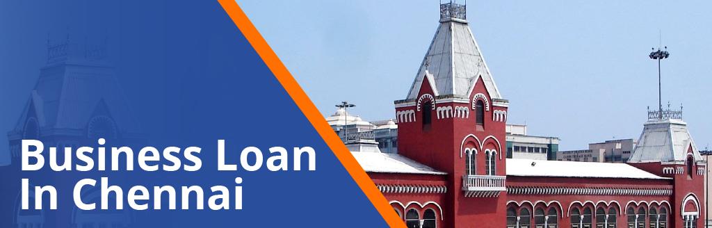 Business Loan in Chennai