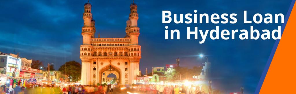 Business Loan in Hyderabad