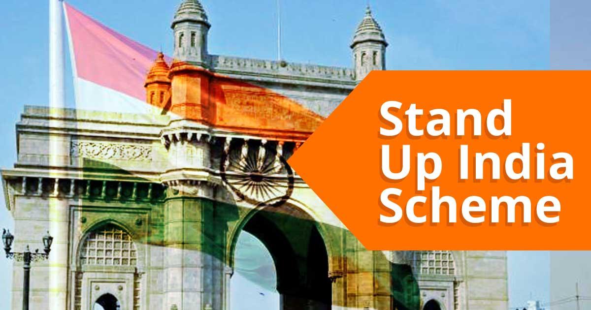 Stand Up India Scheme