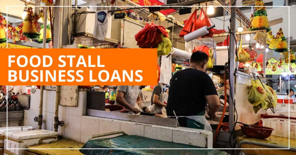 Food Stall Business Loans