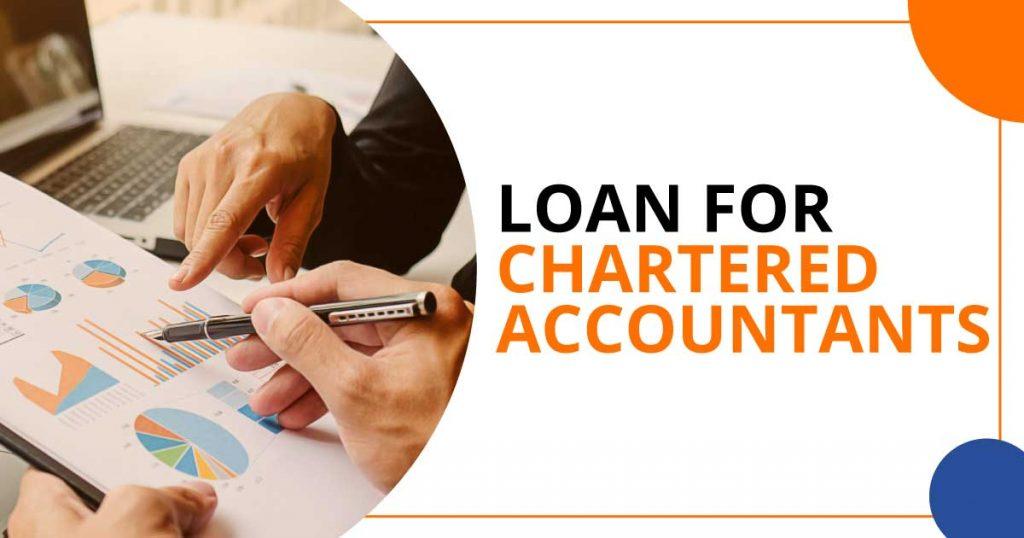 loan for chartered accountants