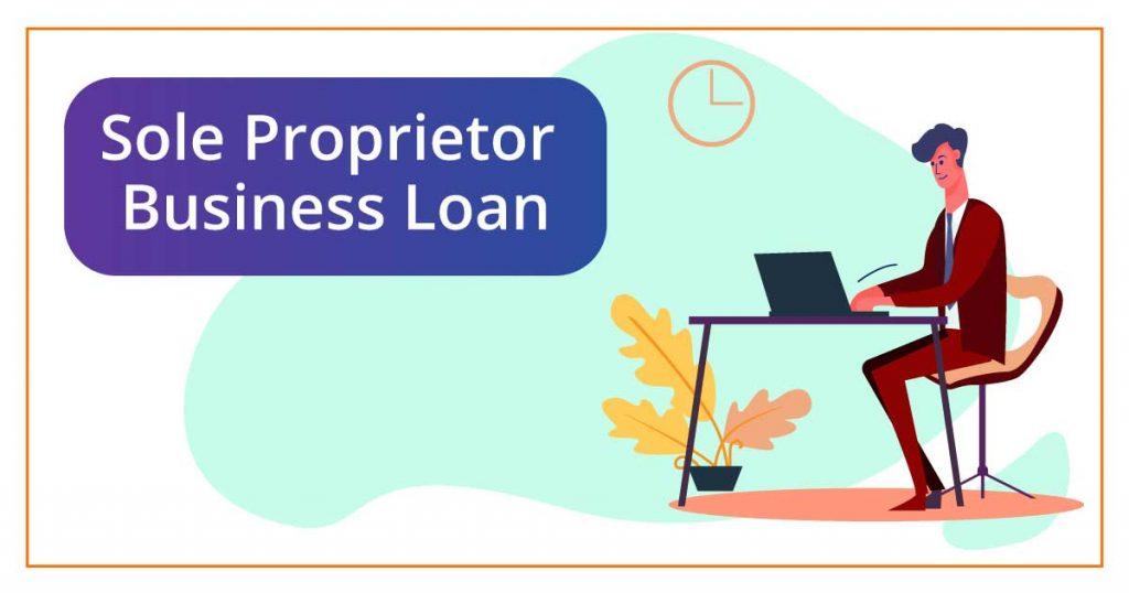 sole proprietor business loan