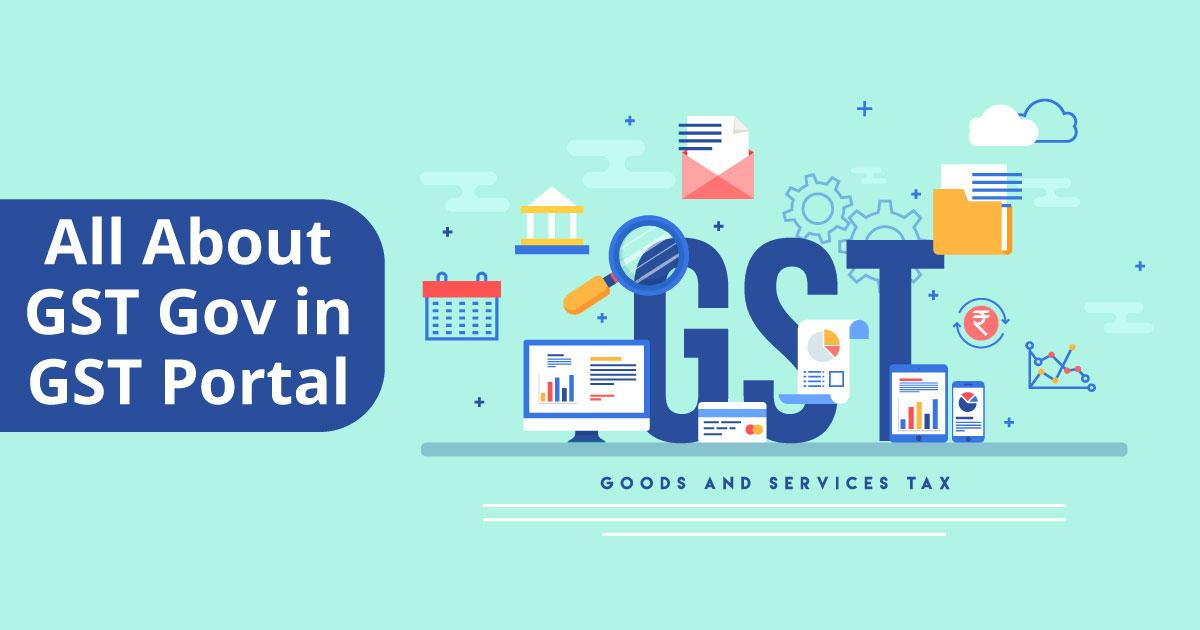 All-About-GST-Gov-in-GST-Portal