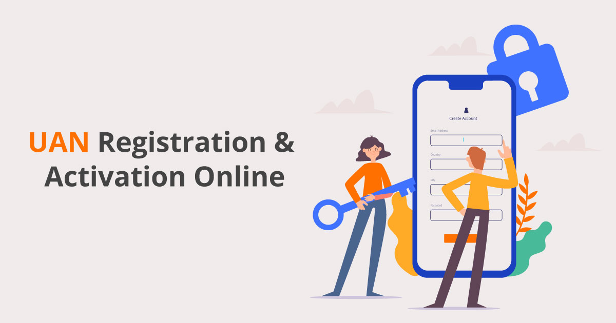 UAN Activation Online
