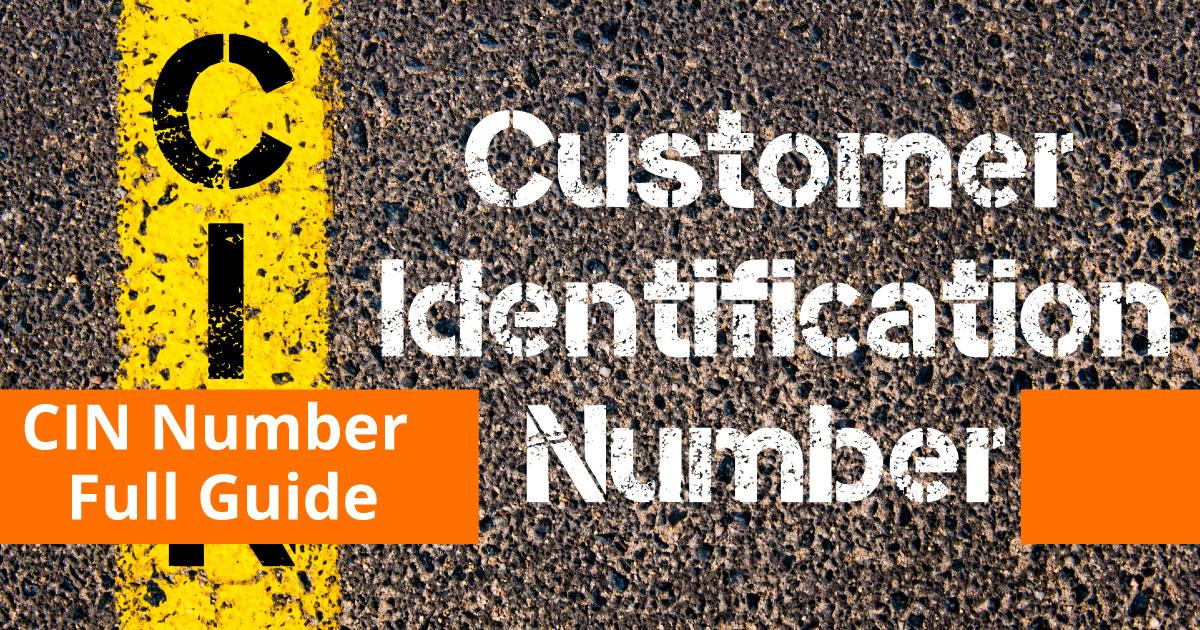 CIN Number Full Guide