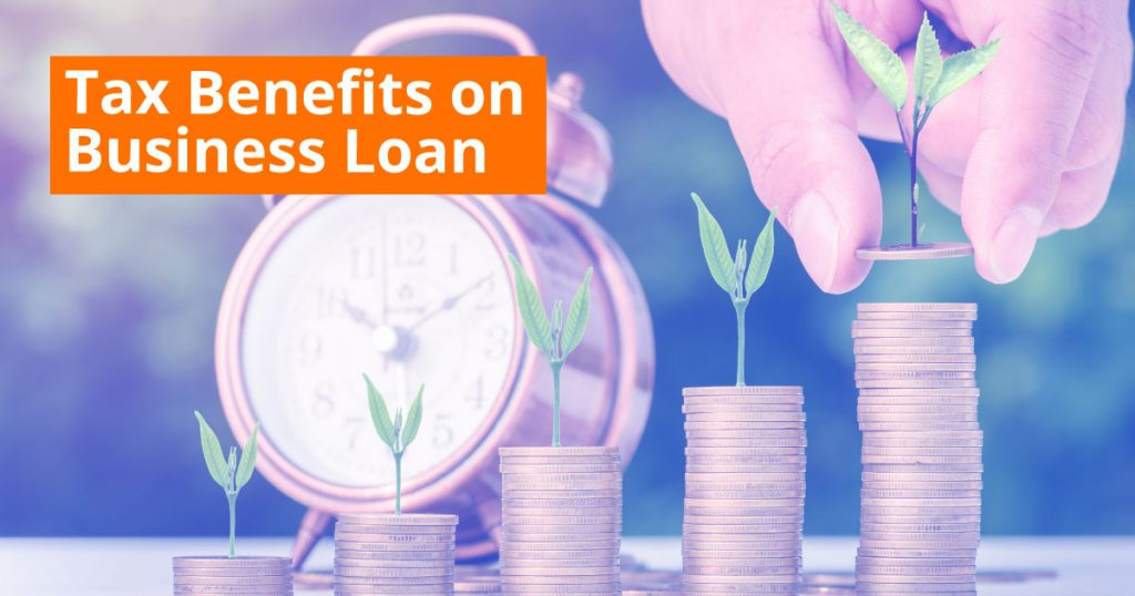 Tax Benefits on Business Loan
