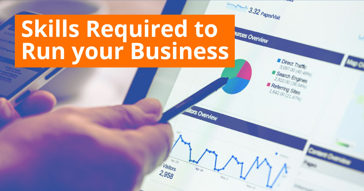 Skills Required to Run Your Business