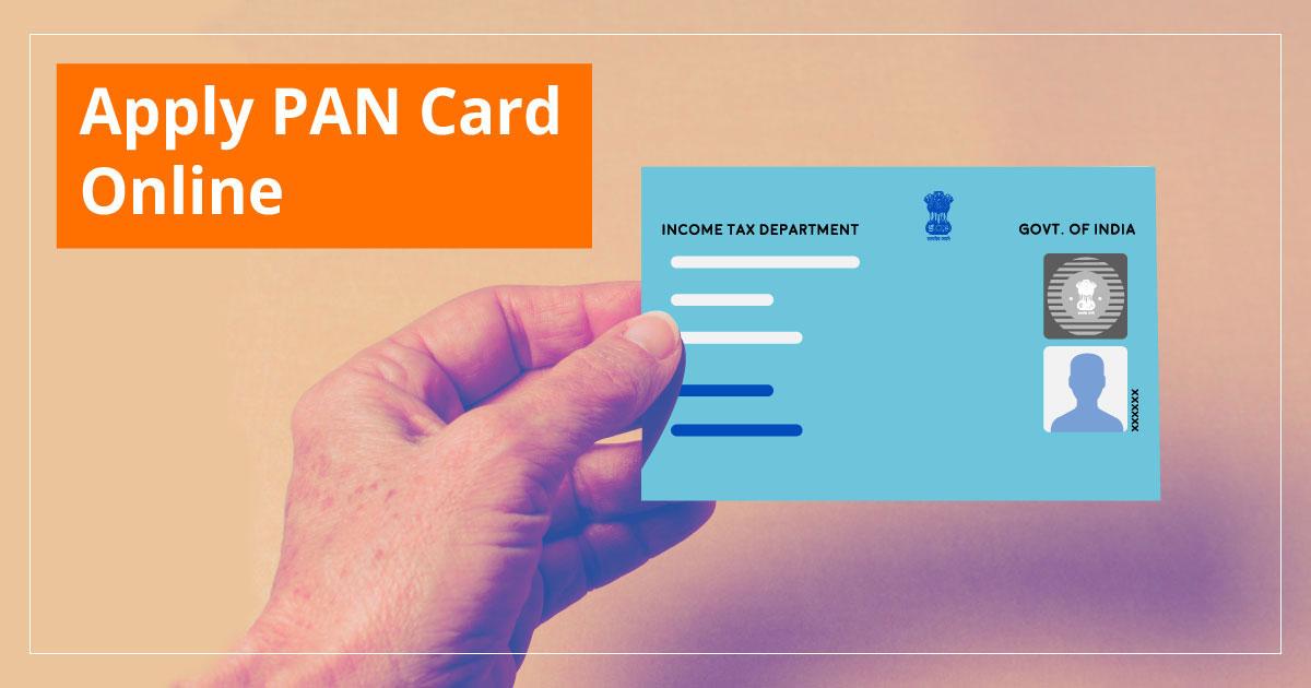 PAN Card Apply Online