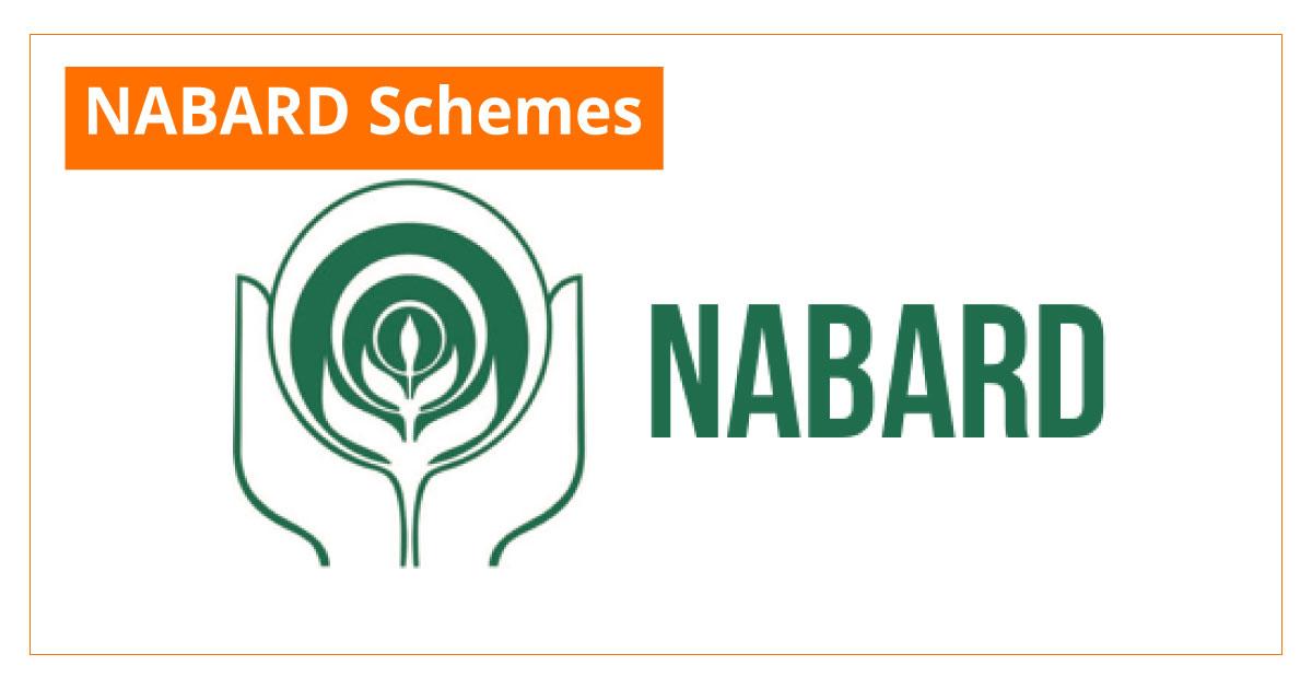 NABARD Schemes