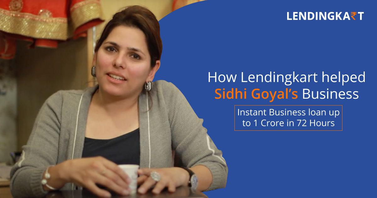 Sidhi Goyal Business