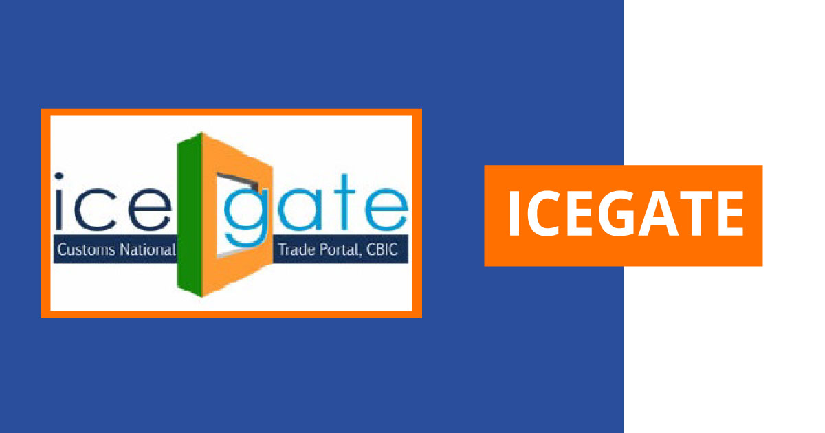 ICEGATE