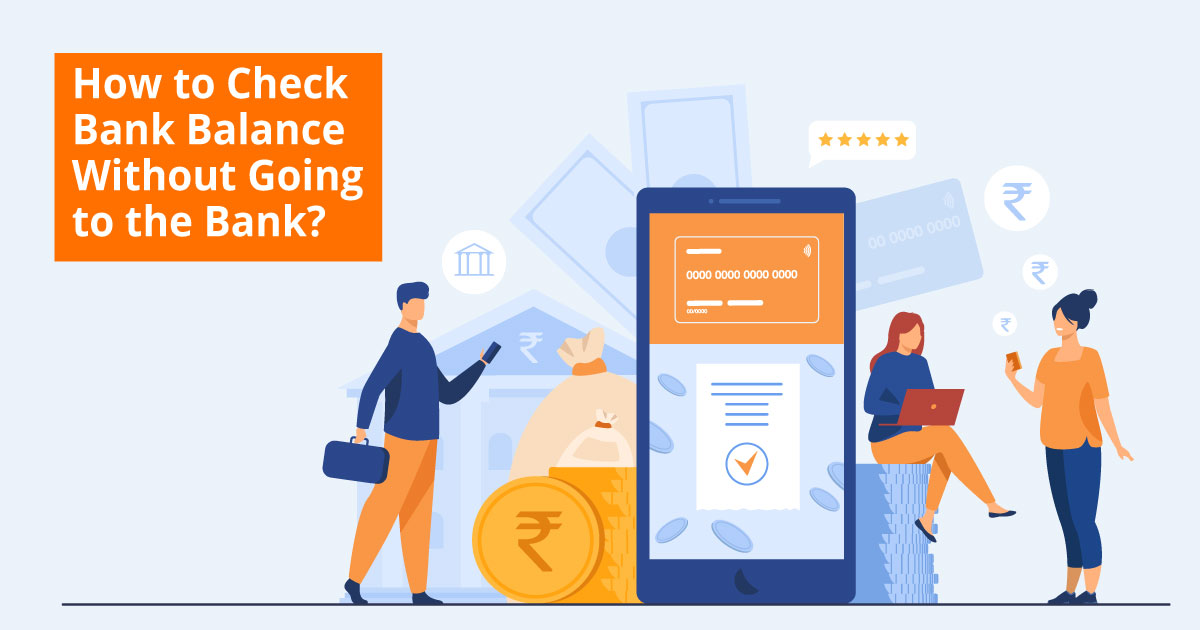 How to Check Bank Balance Without Going to the Bank