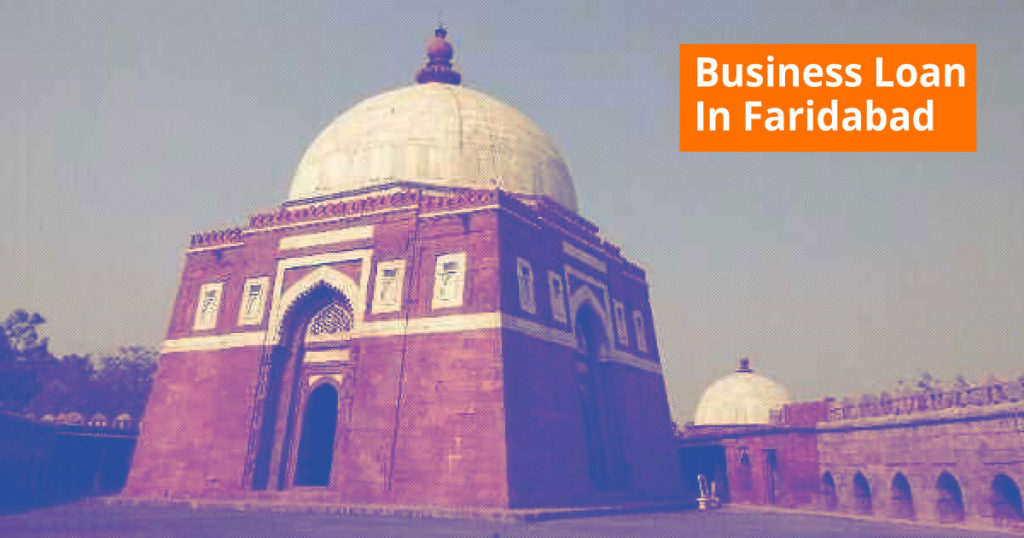 Business Loan in Faridabad