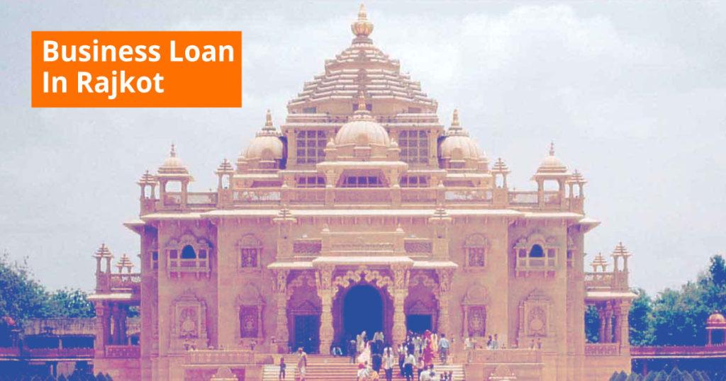 Business Loan in Rajkot