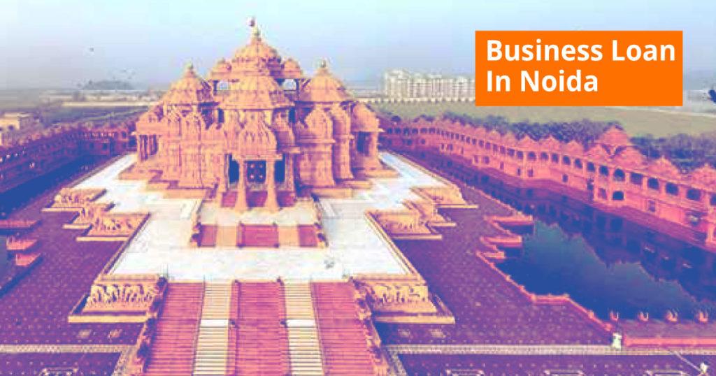 Business Loan in Noida